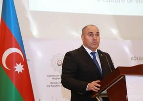 """Səfər Mehdiyev: """"Ötən il e-xidmətlərlə bağlı bizə 4,6 milyon müraciət olub"""""""