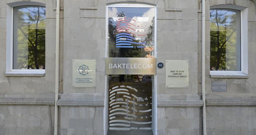 Bakı Telefon Rabitəsi 9 milyon manatlıq 2 tenderə yekun vurub