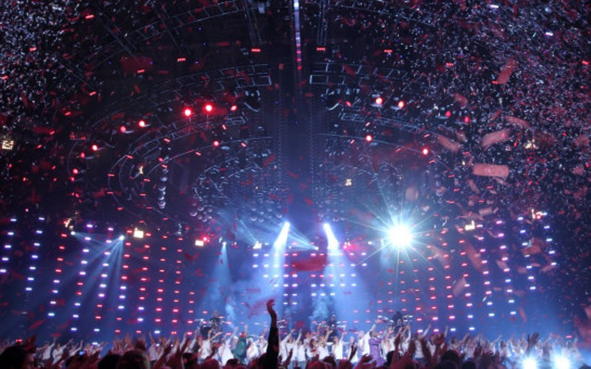 Flag-raising ceremony of Eurovision-2016 countries will be held on May 8