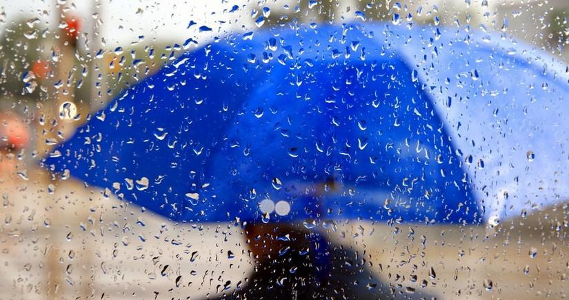 Sabah temperatur 36 dərəcəyə yüksələcək, bölgələrə yağış, dolu yağacaq