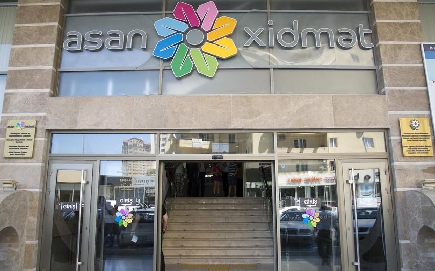 """""""ASAN xidmət""""in Statistik portalı istifadəyə verilib"""