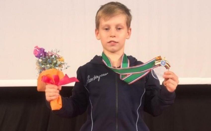 Азербайджанский гимнаст выиграл золото в Токио