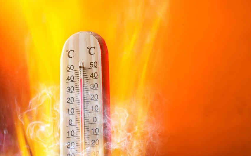 Температура воздуха в Азербайджане повысится до 44 градусов