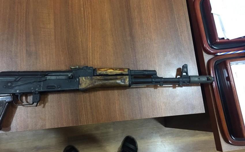 Bakı və İsmayıllı sakinlərindən silah-sursat götürüldü