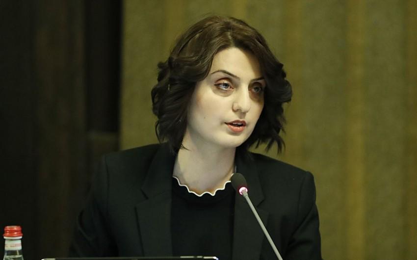 Ermənistanda daha bir nazir koronavirusa görə özünü təcrid etdi