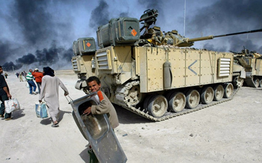 Iraq will submit a claim against the UK because of 2003 invasion