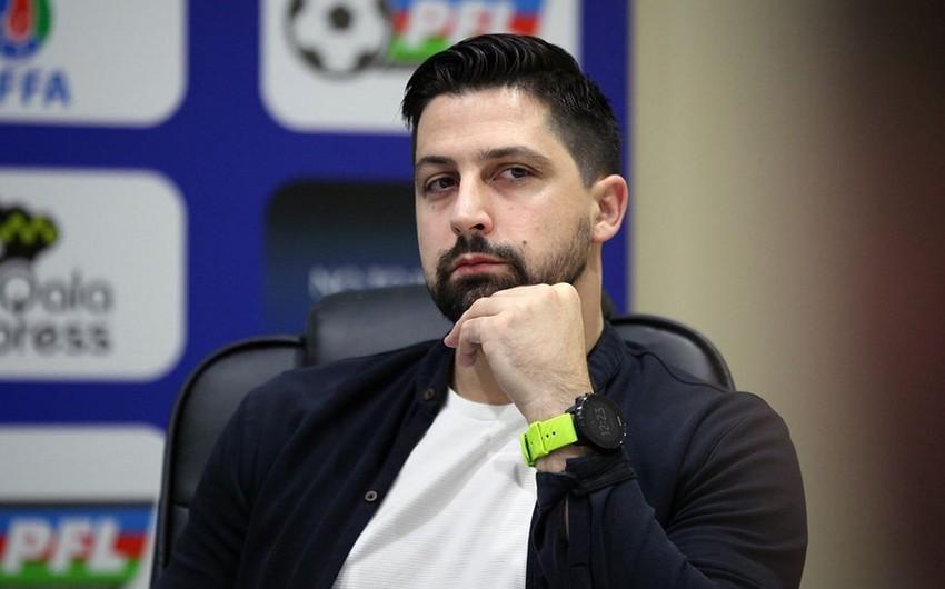 Xorvatiyalı məşqçi: Azərbaycan güclü futbol ölkəsidir
