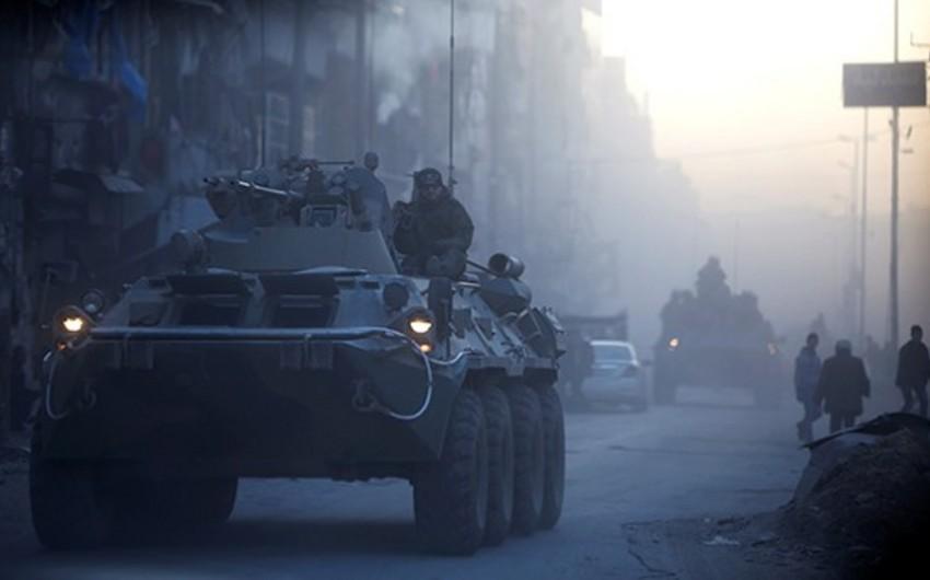 В Сирии взорвался автомобиль, погибли четверо военных