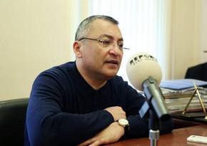 Deputat Rövşən Rzayev