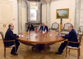 Heads of security services of Azerbaijan and Armenia meet in Moscow