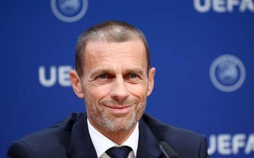 UEFA prezidenti: Almaniya hamımız üçün ən yaxşı nümunə olacaq