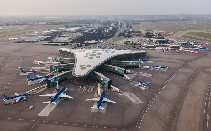 Heydar Aliyev International Airport prepares special action plan for the period of UEFA Europa League Final in Baku
