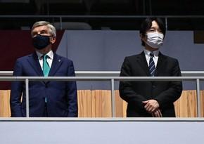 Tomas Bax: Tokio olimpiadası ümidin, həmrəyliyin və sülhün rəmzi oldu