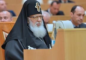 Католикос-патриарх Грузии поблагодарил Азербайджан