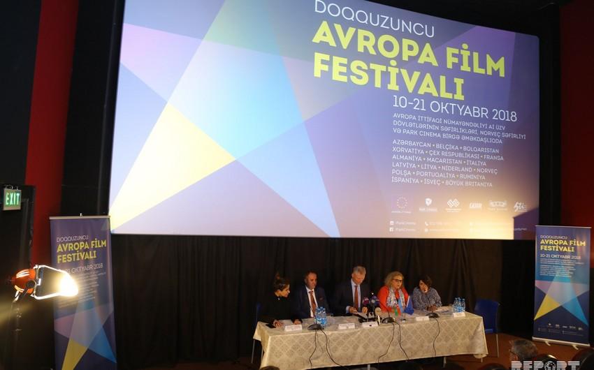 Bakıda Avropa Film Festivalı başlayır