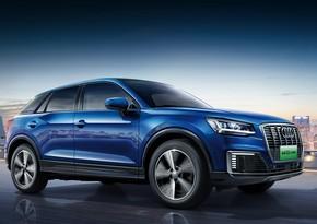 """""""Audi"""" və FAW Çində elektromobil istehsalına başlayır"""