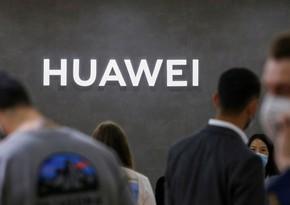 """""""Huawei"""" sanksiyalardan xeyli ziyan çəkib"""