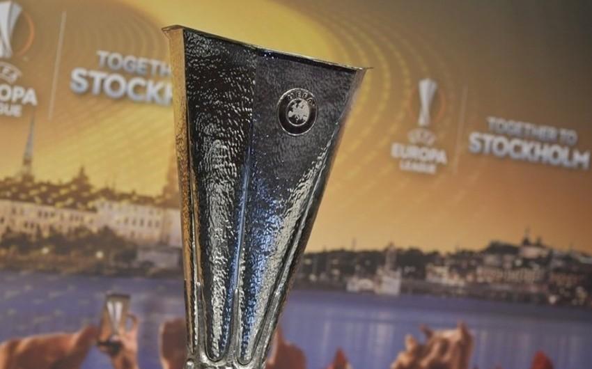Avropa Liqası: 1/4 final mərhələsinin oyunları keçiriləcək