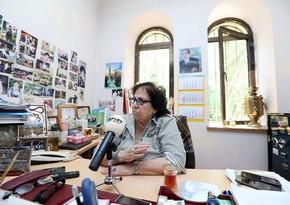 """Novella Cəfəroğlu: """"Ümid edirəm ki, Tofiq Yaqublu tezliklə azad ediləcək"""