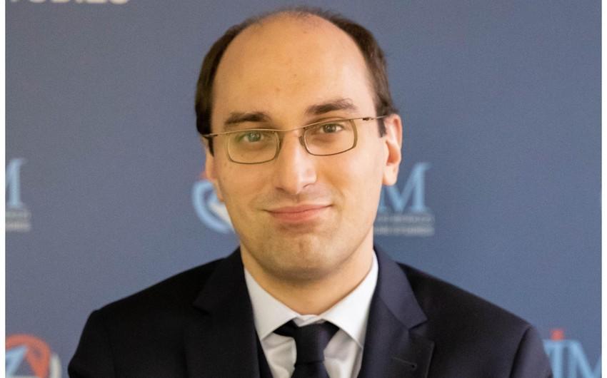 Fransalı politoloq: Ermənistanın dirçəlişi Azərbaycanla sülh müqaviləsi imzalamasından keçir