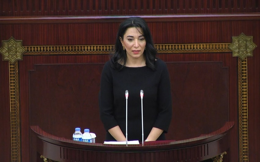 Milli Məclis Ombudsmanın məruzəsini qəbul etdi - YENİLƏNİB