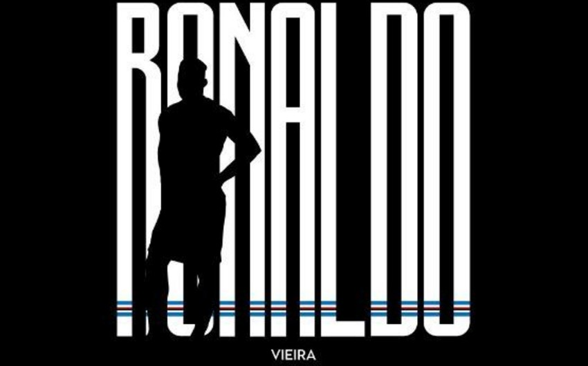 İtaliya klubu yeni transferini Kriştianu Ronaldu kimi təqdim edib