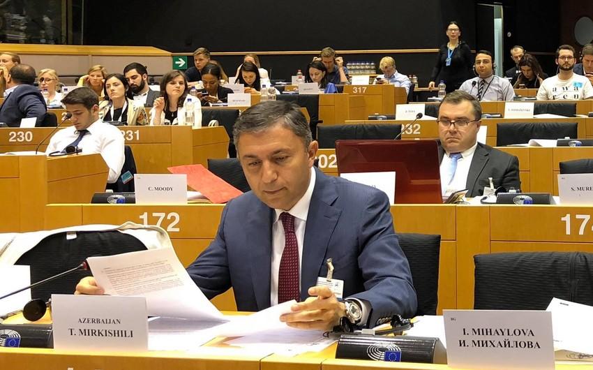 Milli Məclisin deputatı ATƏT PA-da Kibertəhlükəsizlik komitəsinin yaradılmasını təklif edib