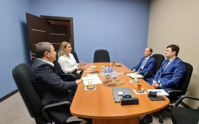 Azərbaycanın Banklar və Fintex Assosiasiyaları arasında görüş keçirilib