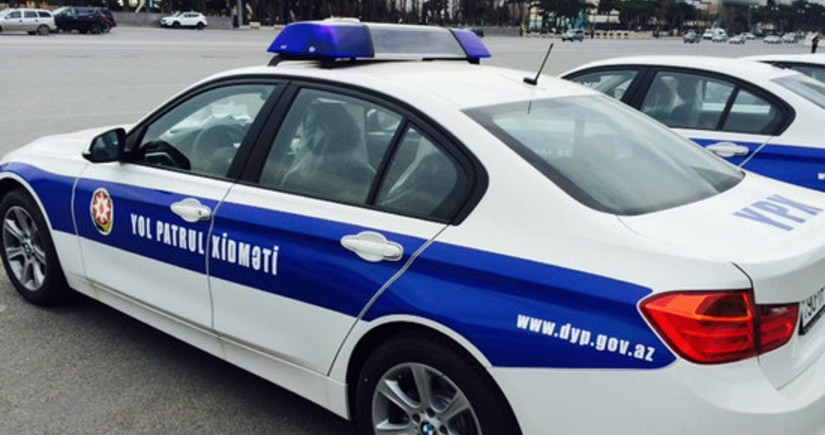 """""""Yol-patrul xidməti haqqında Təlimat""""da dəyişiklik edilib"""