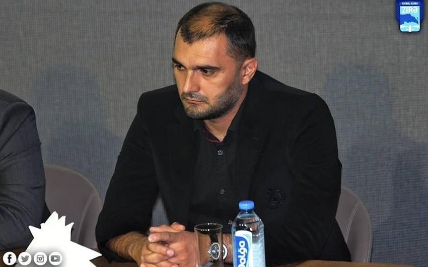 """Zaur Həşimov: """"Neftçi"""" layiqli qələbə qazandı"""