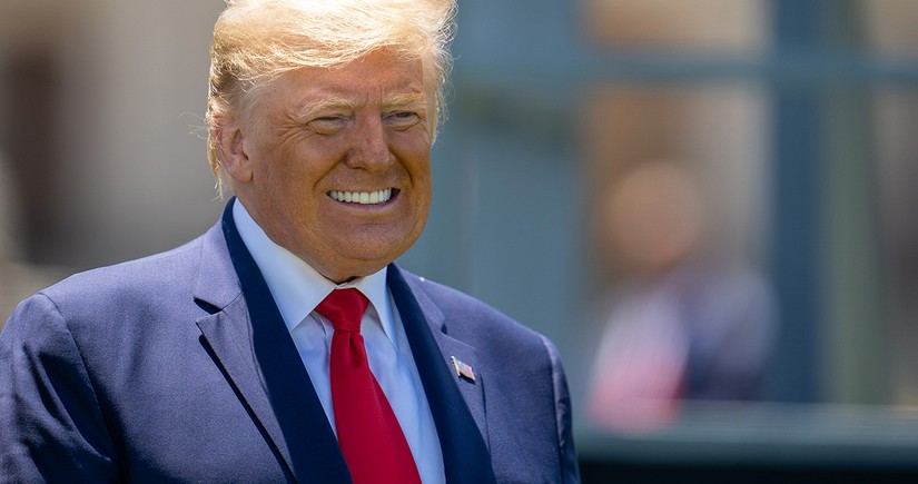 """Tramp Putin haqqında: """"O, məni bəyənirdi, mən də onu"""""""
