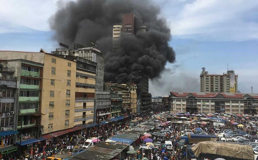 Nigeriyada baş verən partlayışda 7 nəfər öldü