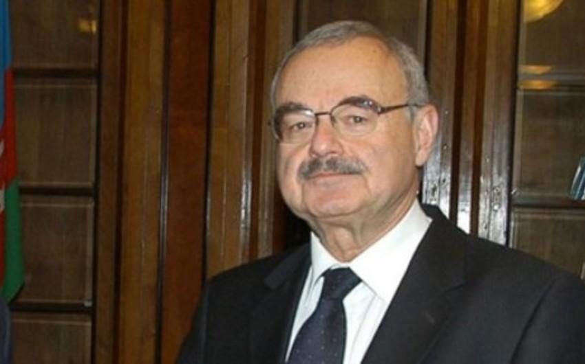 Artur Rasizadə: Ötən il Azərbaycanda makroiqtisadi sabitlik qorunub