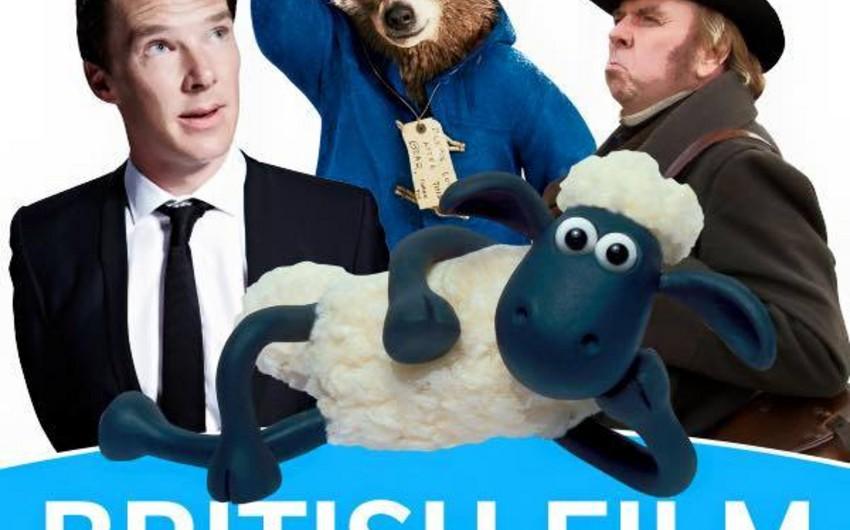 В Баку состоится фестиваль британских фильмов
