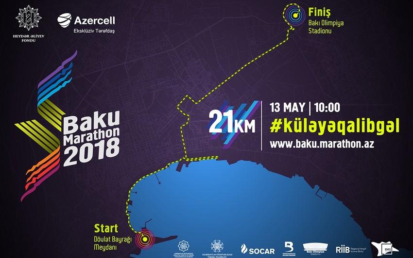 Heydar Aliyev Foundation to launch Baku Marathon 2018