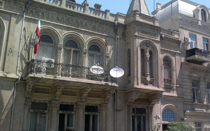 Iranian embassy in Azerbaijan condemns terror attack on Ganja
