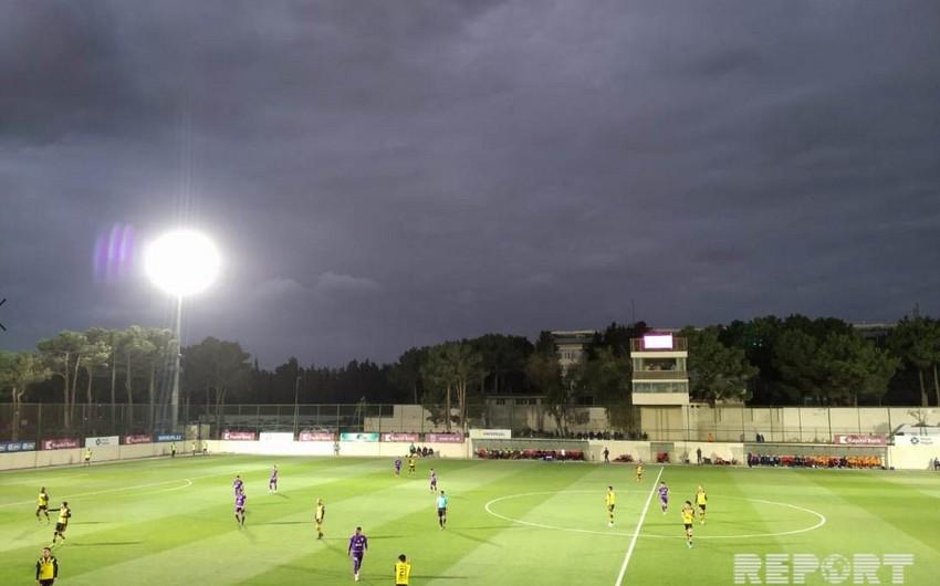Премьер-лига: Сумгайыт победил Сабах