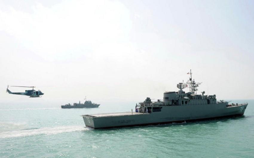 İran balıqçı gəmilərini saxlayıb