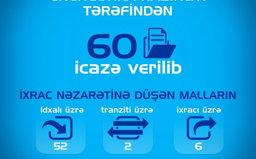 Energetika Nazirliyi I rübdə 60 icazə verib