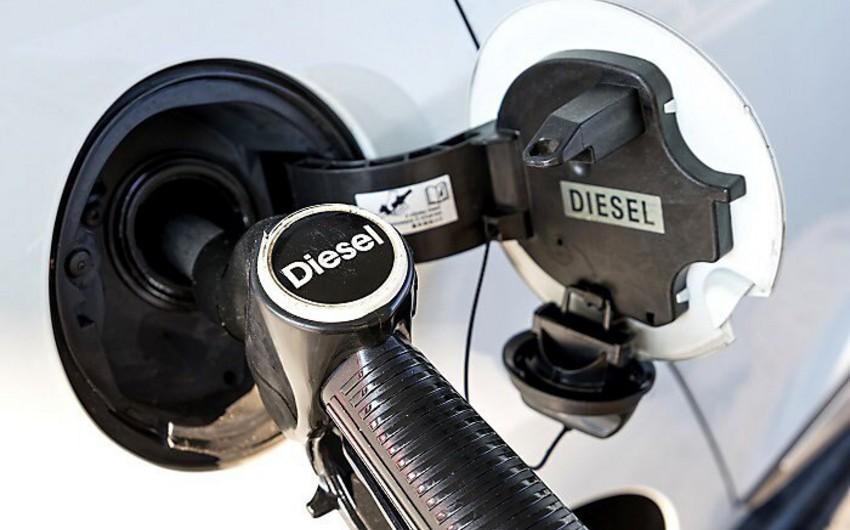 Azerbaijan posts 6% rise in diesel production