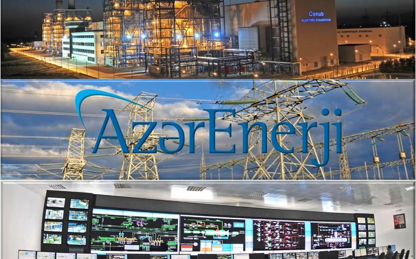Azərbaycan elektrik enerjisinin istehsalını və ixracını xeyli artırıb