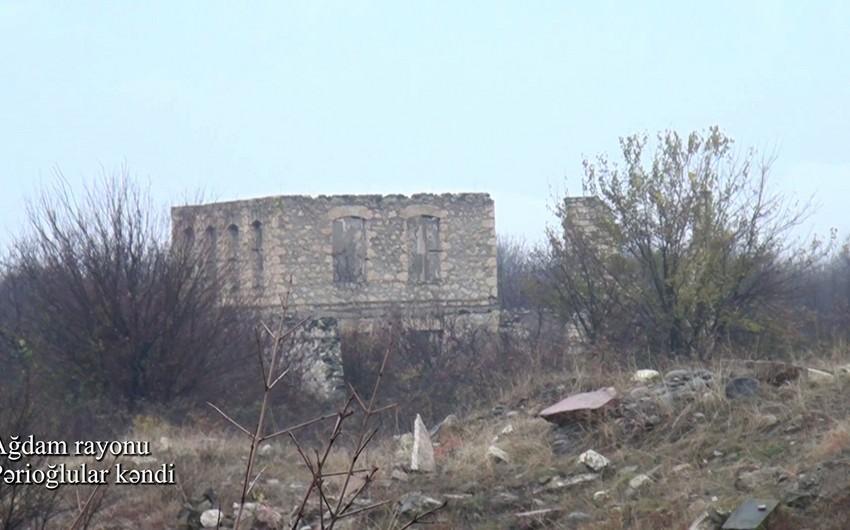 Recordings from Parioglular village of Aghdam