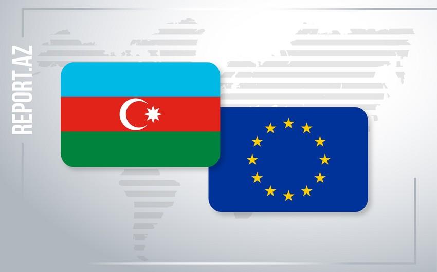 Avropa İttifaqı - Azərbaycan Alt-Komitəsinin iclası keçirilib