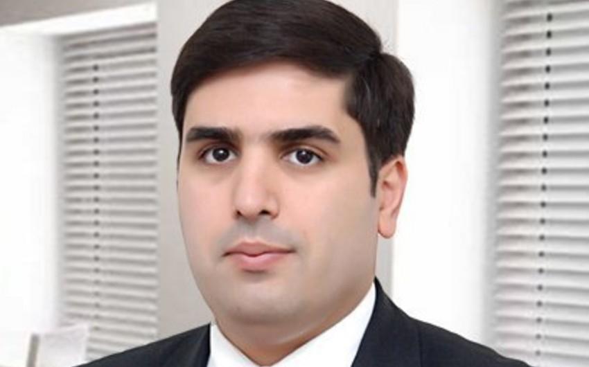 Maliyyə Monitorinqi Xidmətinə yeni sədr təyin olunub