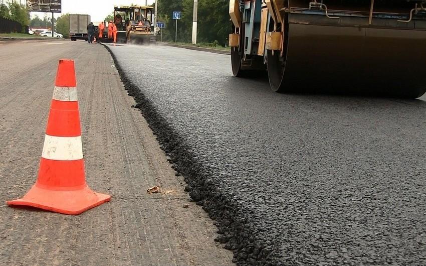 Президент Ильхам Алиев выделил на строительство дороги в Агдаше 18,7 млн манатов