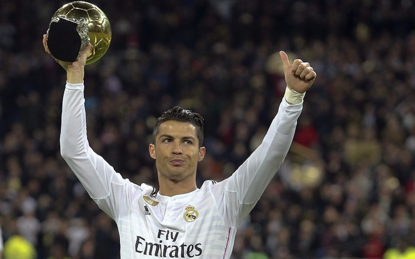 Роналду планирует выиграть Золотой мяч и в 2017 году