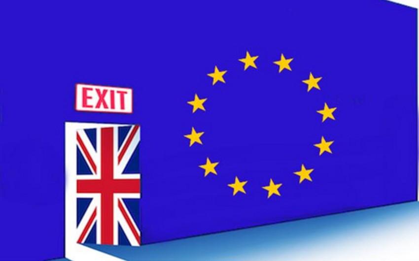 Brexit üzrə nazir: Böyük Britaniyanın Aİ-dən çıxması üzrə danışıqlar iyunun 19-da başlayacaq