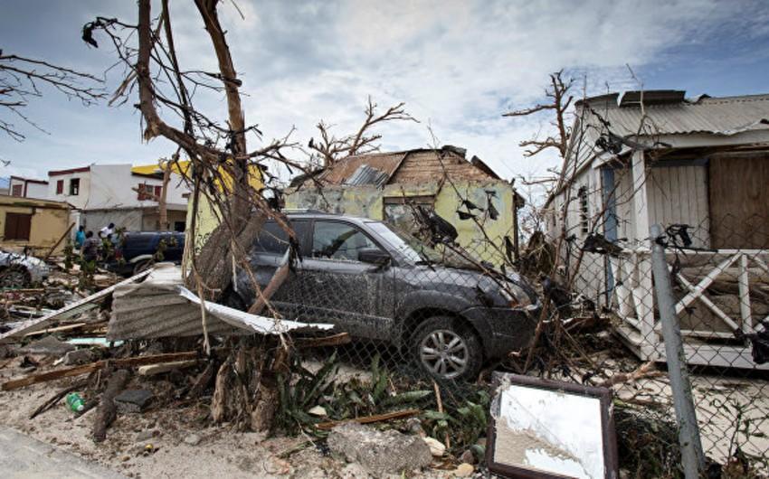 Ущерб от урагана Ирма на заморских территориях Франции составит 1,2 миллиарда евро