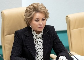 Speaker of Russian Federation Council on possible recognition of Taliban