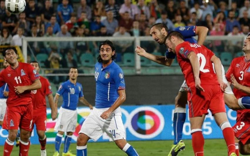 Azerbaijan - Italy match to be held today